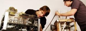 Martin Messier + Nicolas Bernier - La Chambre Des Machines