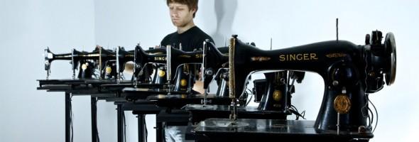 Martin Messier - Sewing Machine Orchestra