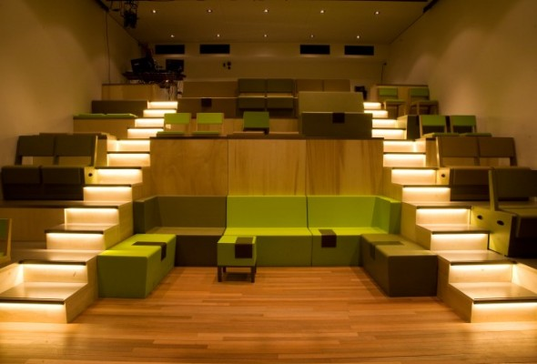Korzo Theater by Corinne de Korver - 3TO Architecten