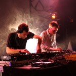 Plapla Pinky at Nuits Sonores by Ronald de Castelbajac