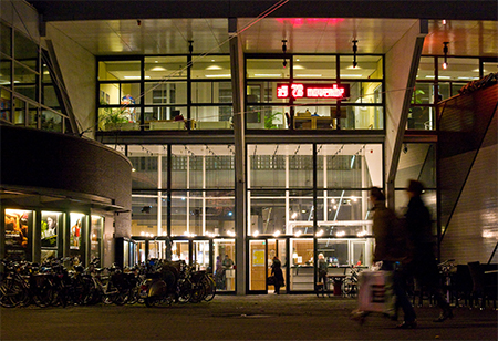 theater aan t spui foyer