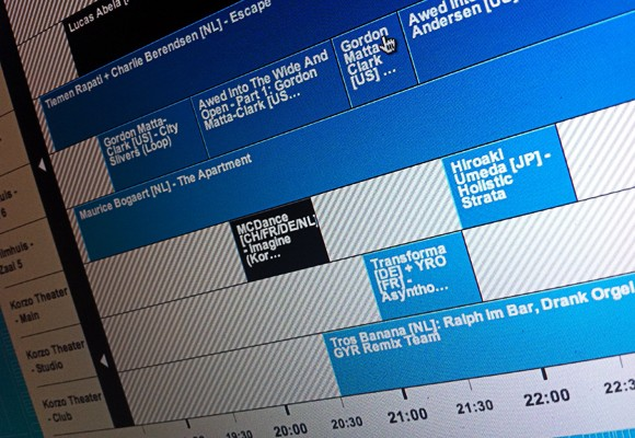timetable now online create your own todaysart festival the hague
