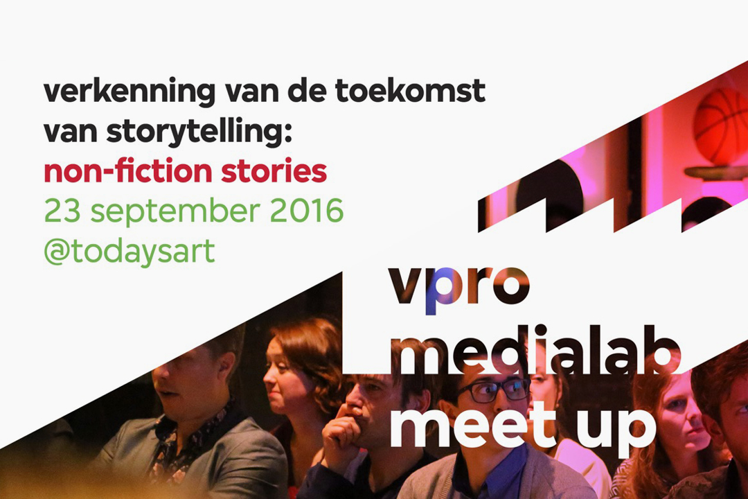 VPRO Medialab Meet Up thumbnail