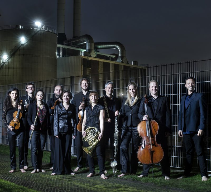 New European Ensemble + DEFRAME