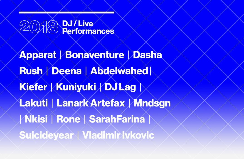 CLUB: DJ / Live Performances